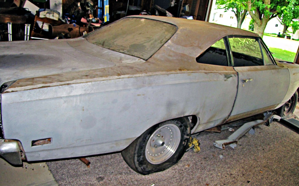 Road Runner Project