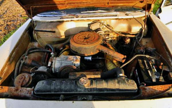 Studebaker Lark 259 V8