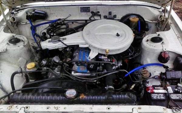 Toyota Cressida Wagon Engine