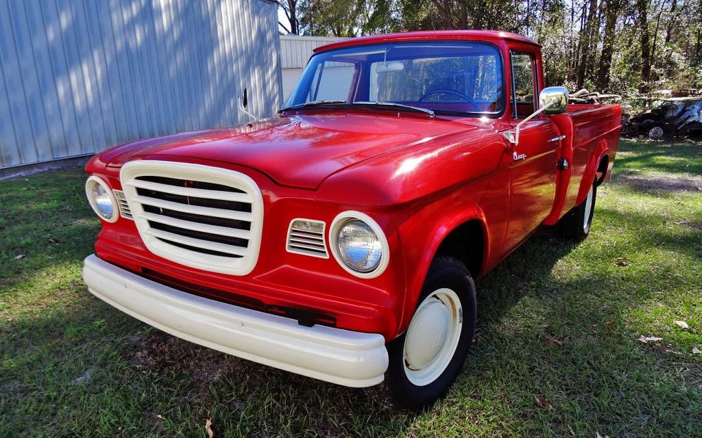 1962 Studebaker Champ Truck