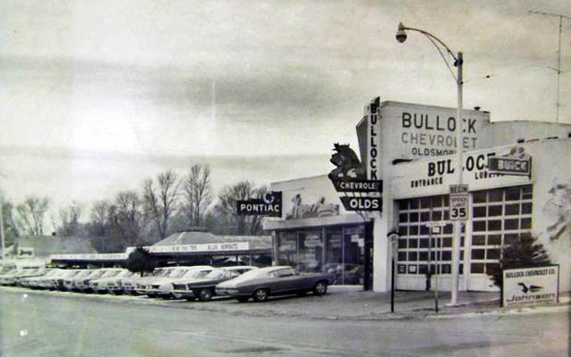 Bullock Chevrolet Auction