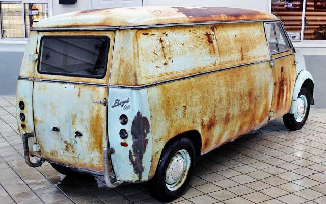 Lloyd LT 600 Microvan