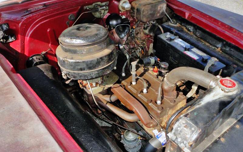 Pontiac Chieftain Motor