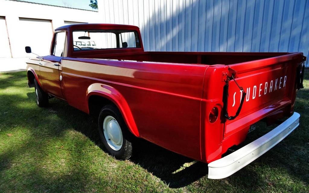 Studekbaker Champ Truck Bed