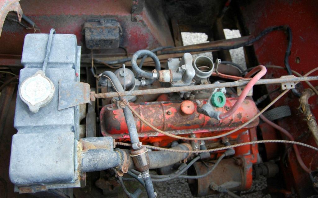 1952 Crosley Super Sport Motor