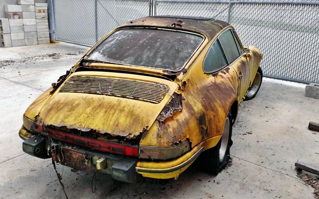 The Worst Porsche 912 Ever