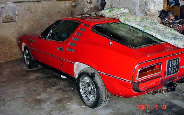 1970 Alfa Romeo