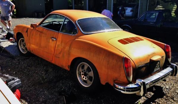 1974 Karminn Ghia