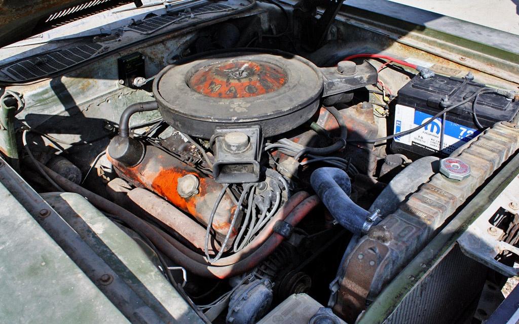 Dodge 440 4bbl V8