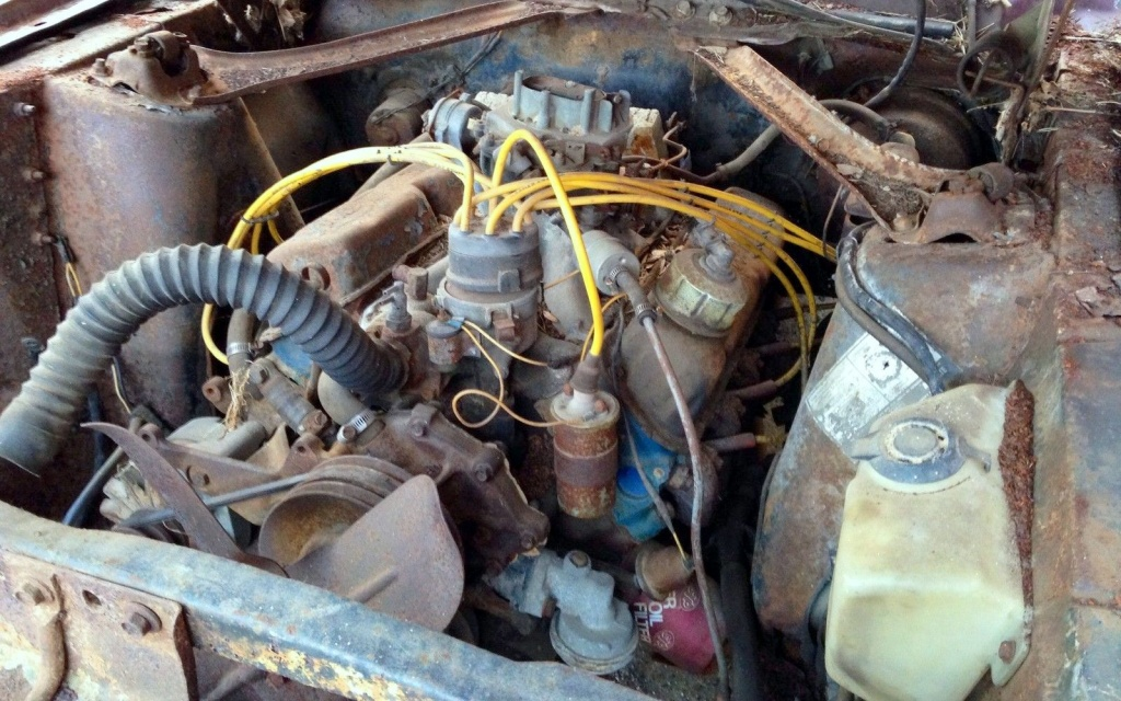 Ford 302 J-code