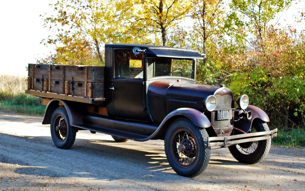 Model AA Truck
