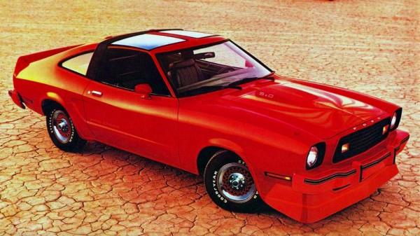 Mustang II King Cobra Ad