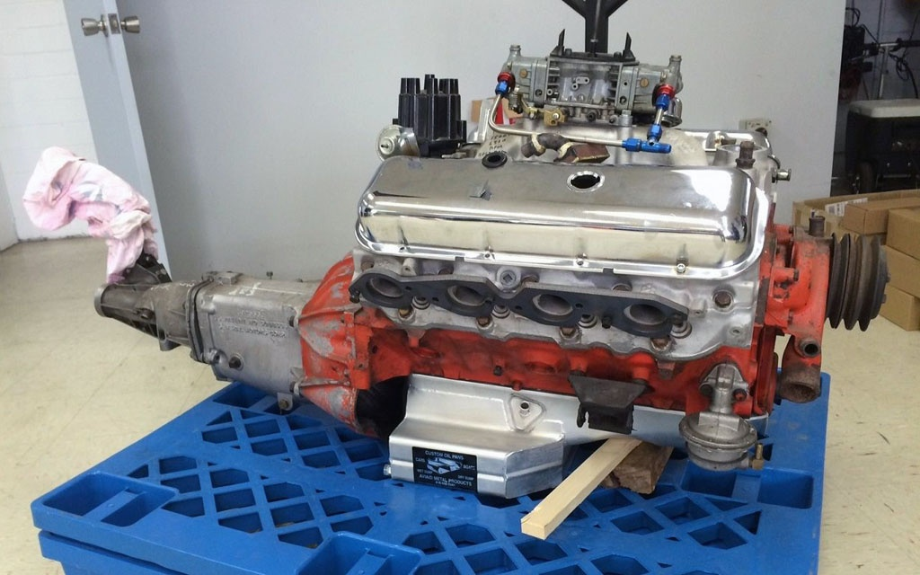 GM L88 Engine