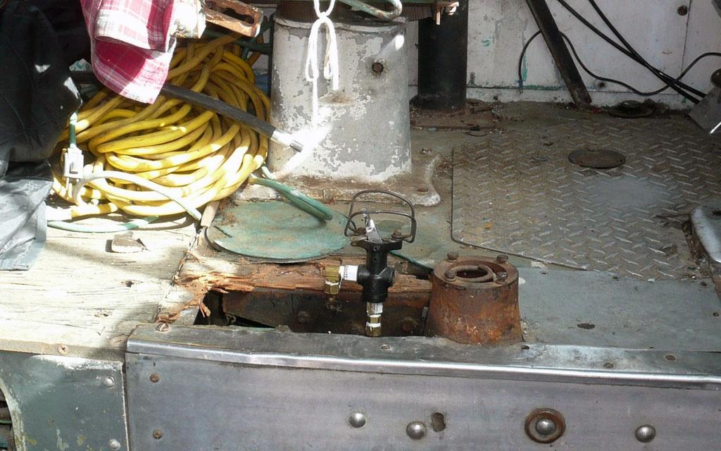 Macgyver valve