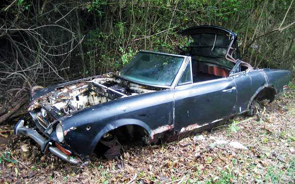 1969 Fiat 124