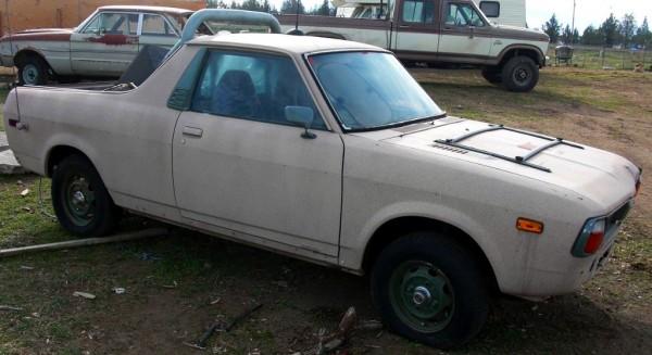 1979 Subaru Brat