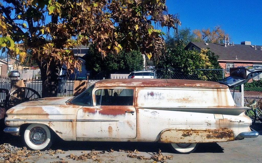 Chevy Sedan Delivery