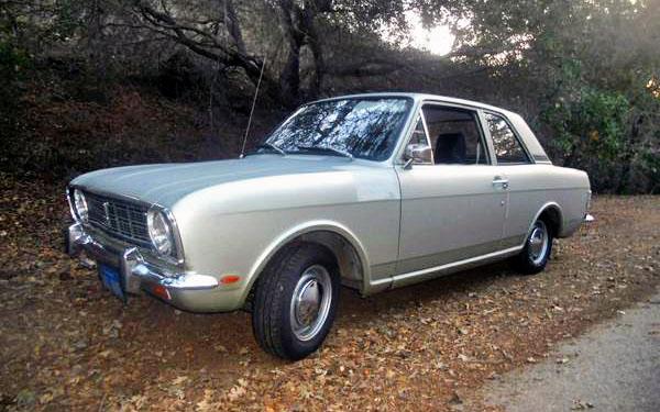 Ford Cortina Survivor