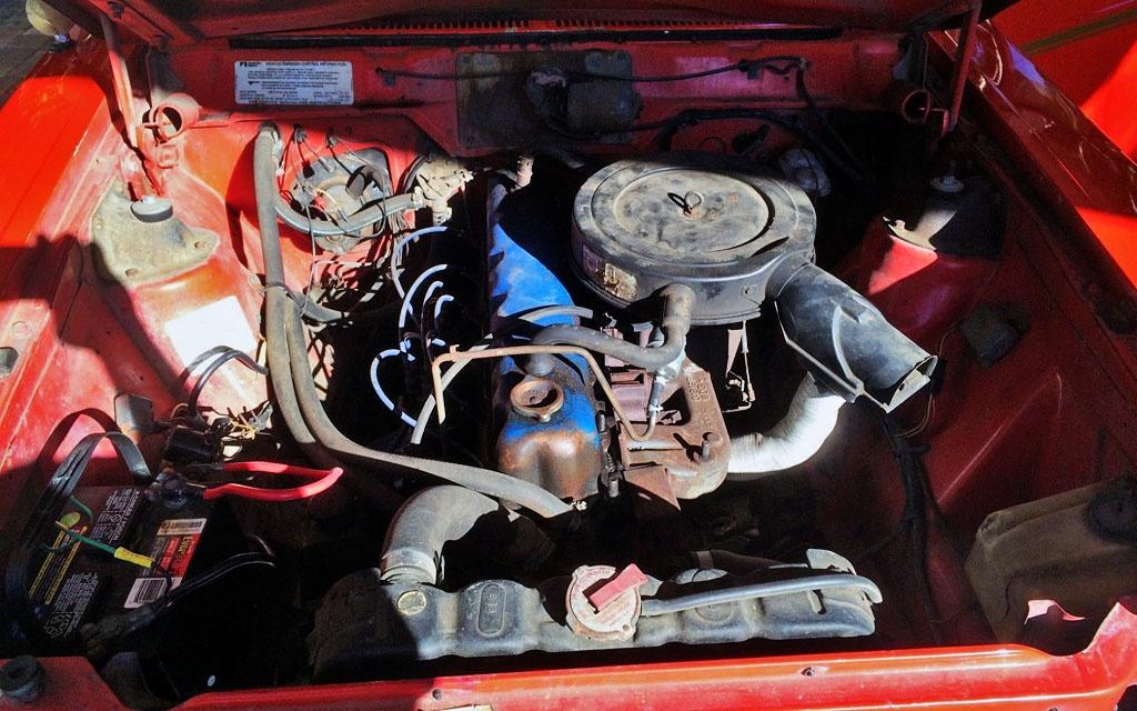 Gremlin X Engine