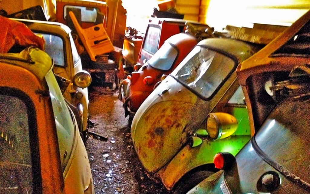 Isetta Collection
