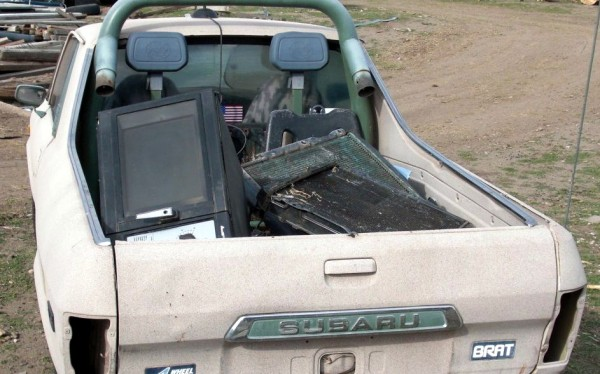 Subaru Brat Project