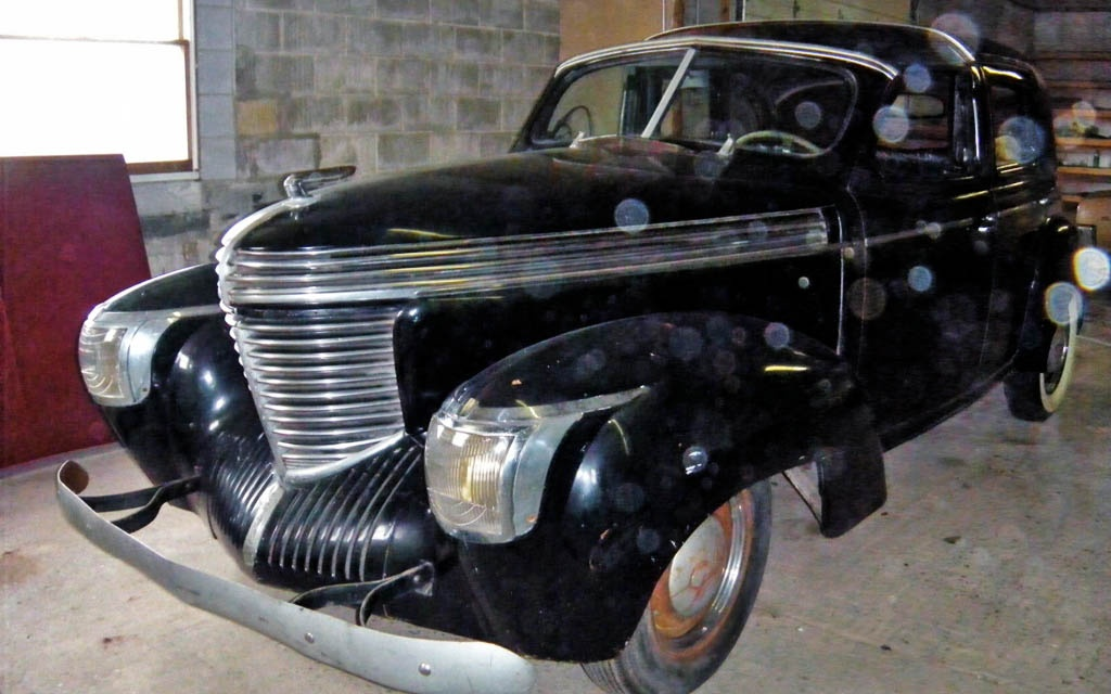 1939 Graham Town and Country