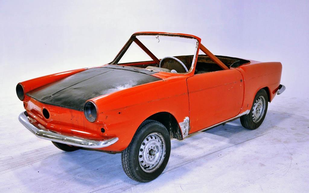 1964 Fiat 600 Vignale