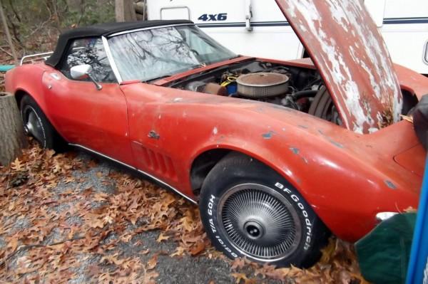1969-Corvette