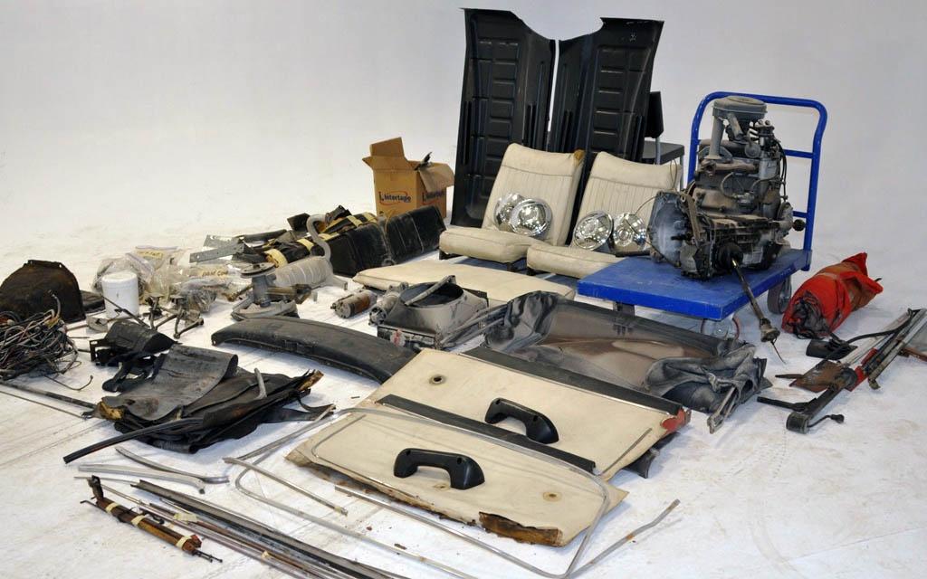 Fiat Vignale Parts