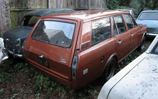 Ford Cortina MK II Estate