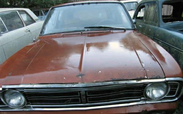 Ford Cortina Wagon