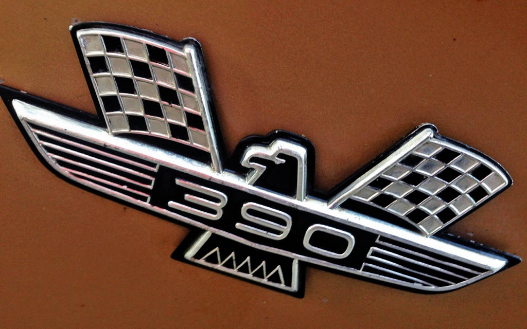 Ford Country Squire 390