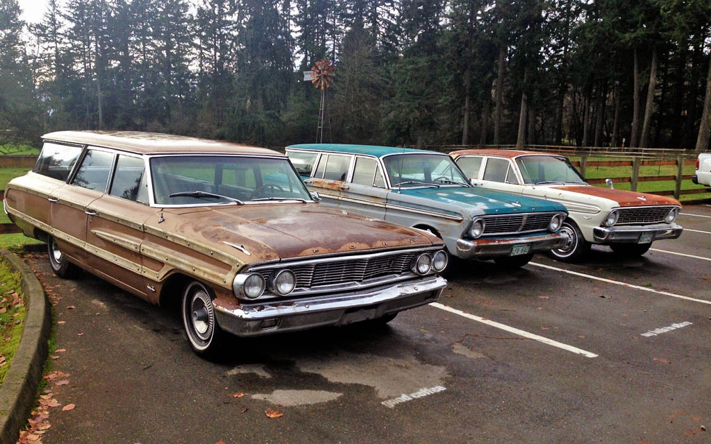 Ford Squire and Friends