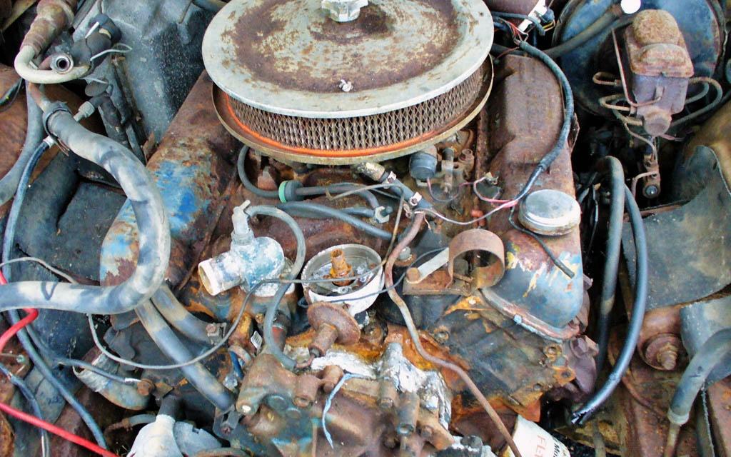 Ford Torino 429 V8