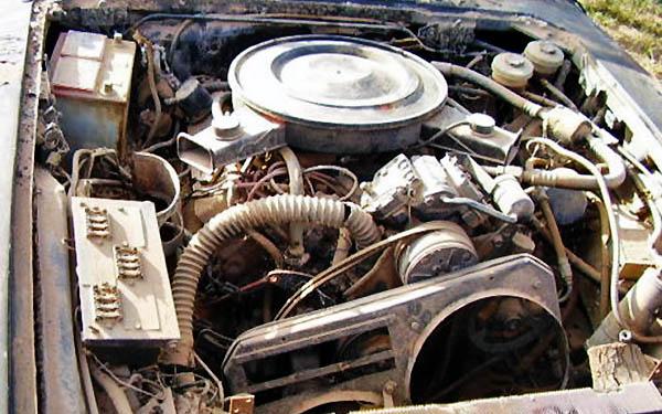 Jensen 440 V8