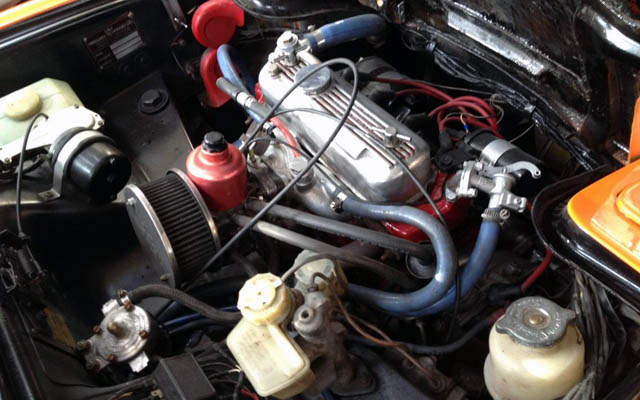 Midas Mini Engine