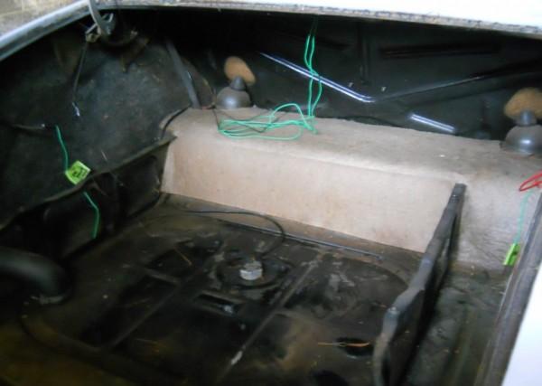 Peugeot-trunk