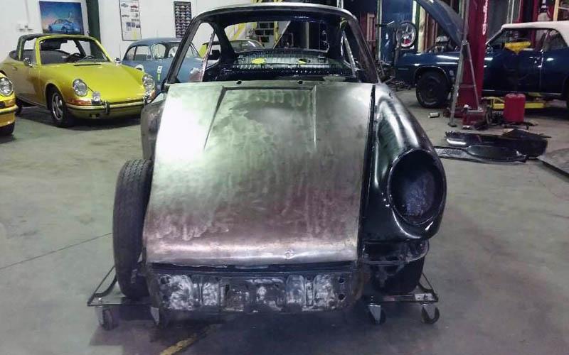 Porsche 912 Project