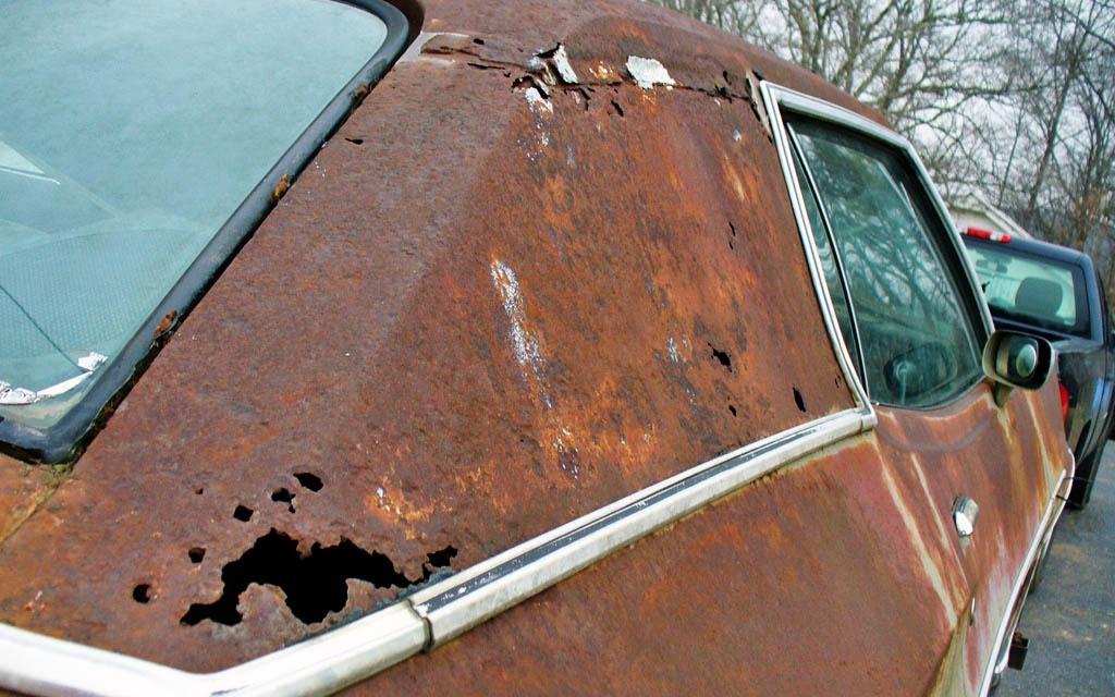 Rusty Gran Torino