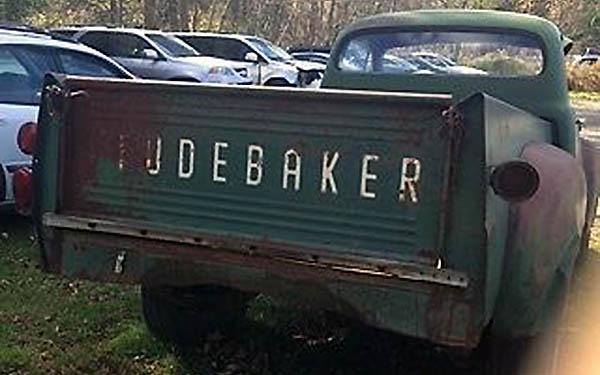 Studebaker E10 Truck