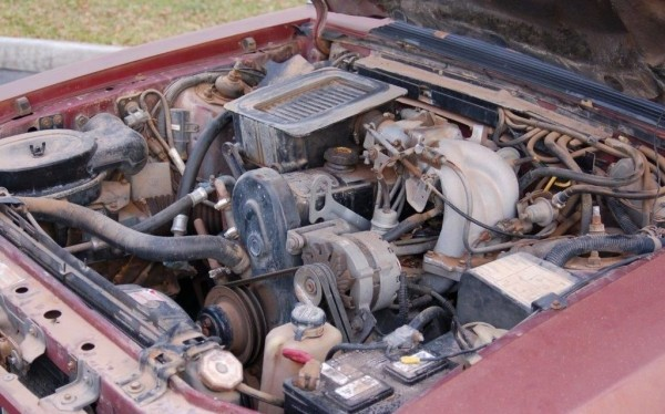 mustang-svo-engine