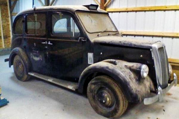 1957 Beardmore Taxi
