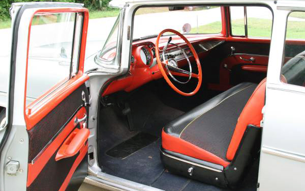 1957 Chevy Interior