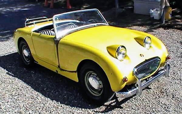 1960 Austin Healey Sprite