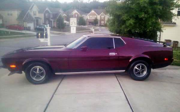 1972 Mach I