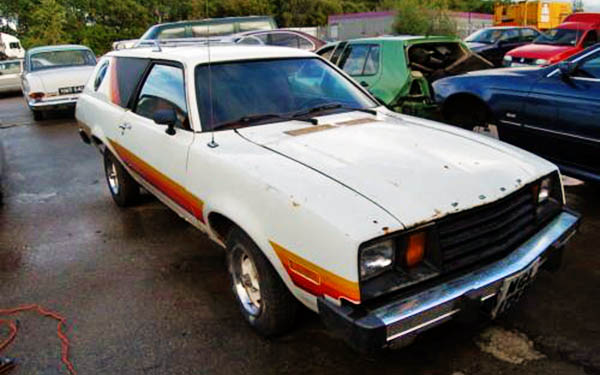 1979 Ford Cruising Wagon