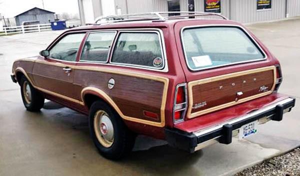 1979 Pinto Woodie Wagon