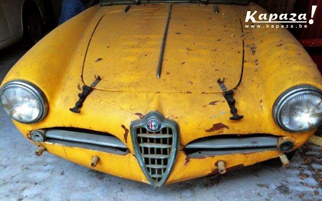 Alfa Romeo Veloce Spider
