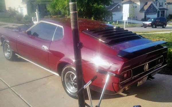 Clean Mustang Mach I