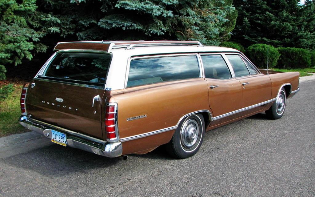 Mercury Monterey Wagon